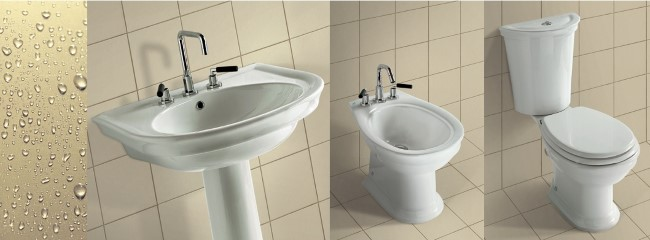 ديكورات حمامات اطقم حمامات انيقه