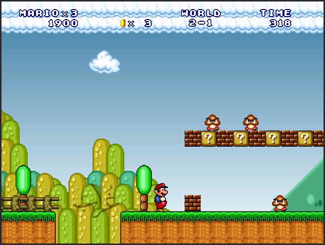 تحميل لعبة ماريو ميكر الاصلية