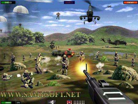 لعبة حرب الدبابات القديمة للكمبيوتر