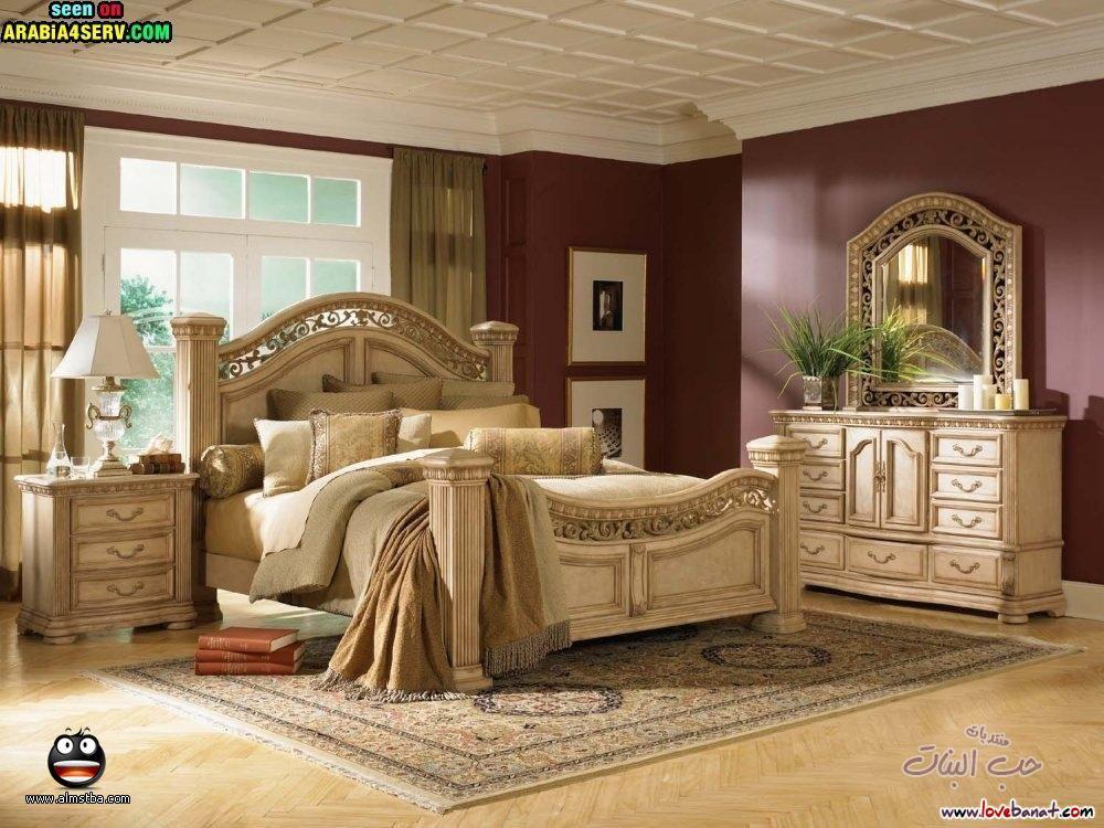 غرف نوم سعوديه , اجمل غرف نوم سعوديه , افخم غرف نوم 2018 | منتديات